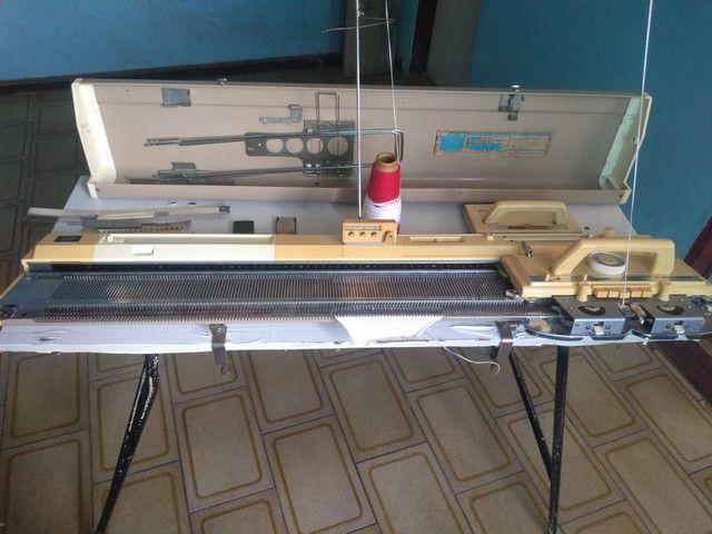 Máquina de tricô Elgin Brother 840 - Foto 3