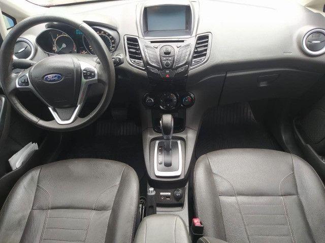 Ford New Fiesta 1.6 Titanium 2017 - Foto 7