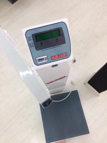 Balança digital eletrônica BK 50F Balmak - Foto 2