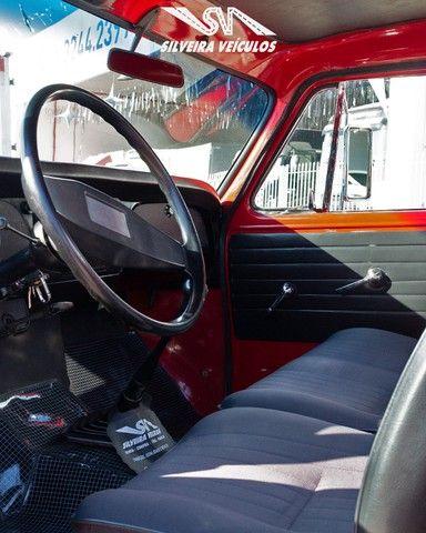 Chevrolet C10 Diesel - Ano: 1974 - Raridade - Foto 12