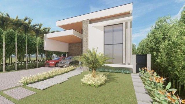Casa com 3 dormitórios à venda, 255 m² por R$ 1.700.000,00 - Alphaville Nova Esplanada IV  - Foto 4