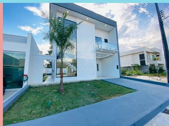 Casa 3 Quartos Condomínio Passaredo  Ponta Negra  - Foto 3