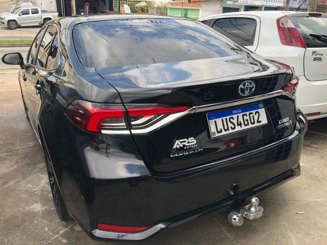 Corolla Altis 2020 Completo + GNV Entr. 48x 2.490,00 - Foto 4