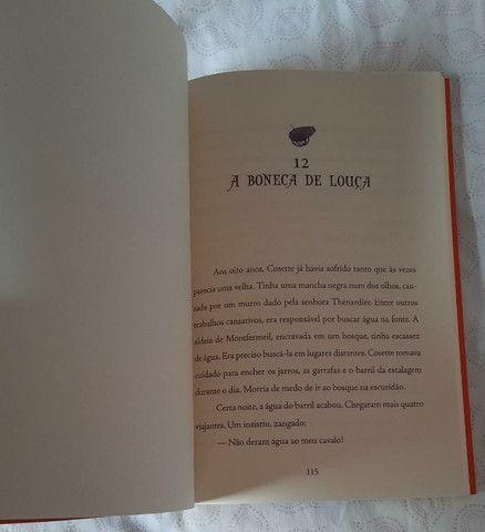Os miseráveis Livros - Foto 3