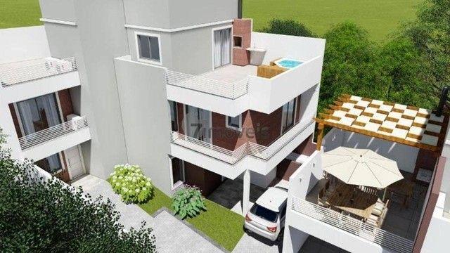 Sobrado com terraço em Condomínio, 3 quartos, 2 vagas - Foto 18