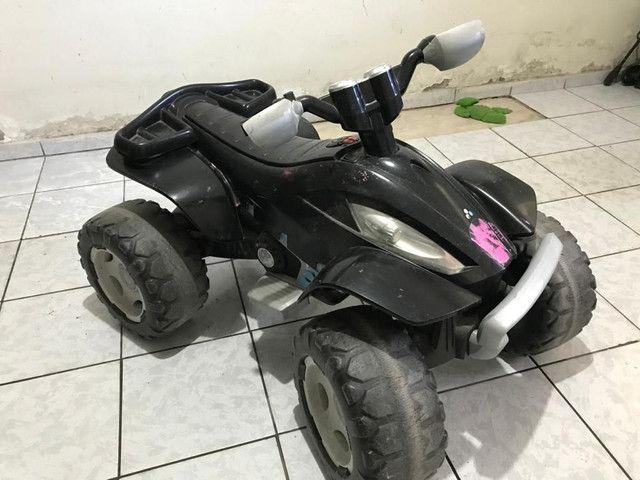 Quadriciclo motorizado $450 - Foto 2