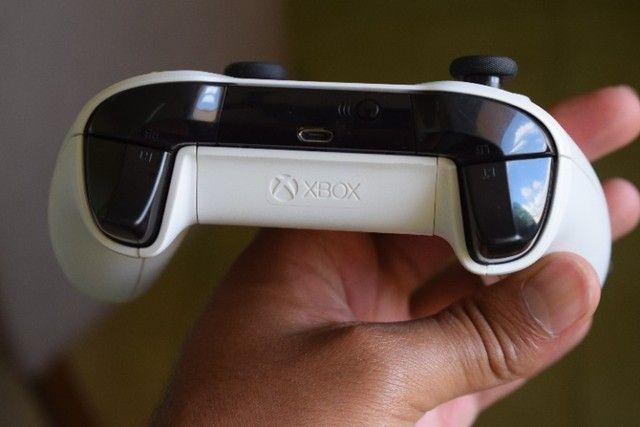 Controle Xbox One S Bluetooth  - Foto 4