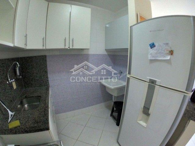 Apartamento 1/4 mobiliado no Jardim Aeroporto, Lauro de Freitas/BA - Foto 4