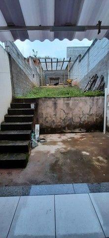 Carandaí MG - Casa Geminada - aceito trocas(lote, carro, etc) - Foto 6