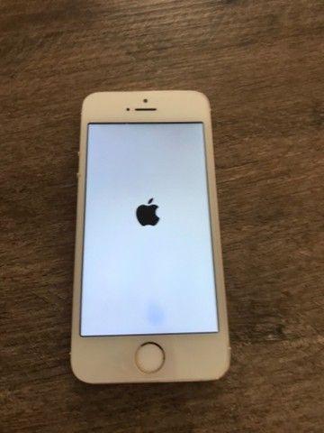 Vendo IPhone 5s para retirada de peças  - Foto 6