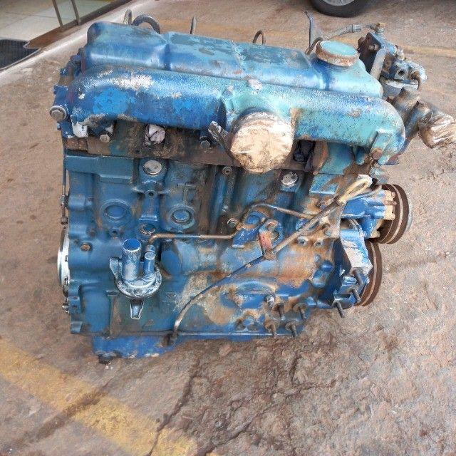 Motor Diesel ( Perkins  ) GM D-20 / Q-20B  - Foto 4