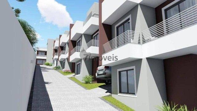 Sobrado a venda tem 151m² com 3 quartos em Campo Comprido - Curitiba - PR - Foto 11