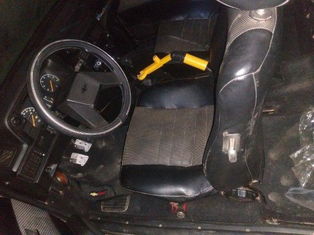 Kadett sle 91, vidros trava rodas alarme e som - Foto 10