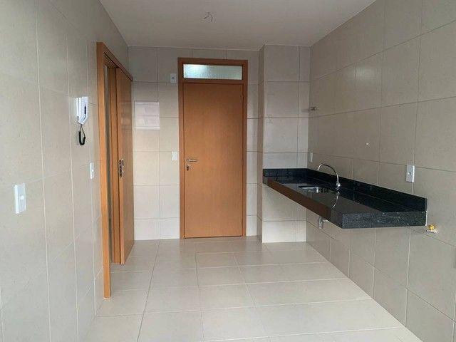 Apartamento para venda possui 109 metros quadrados com 3 quartos em Jatiúca - Maceió - AL - Foto 12