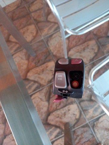Manicoto ou comando de seta esquerdo f 800 gs adventure 2013a 2016