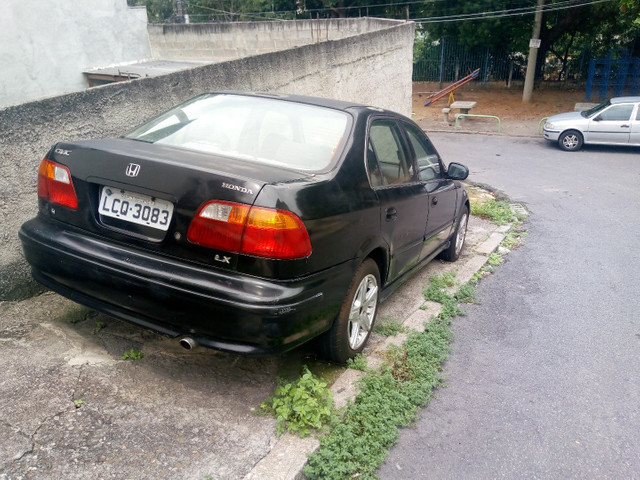 Honda Civic LX, 2000