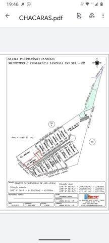 Excelentes Chácaras de  2 mil  m²