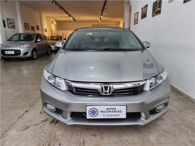 Honda Civic 2014 2.0 lxr 16v flex 4p automático - Foto 2