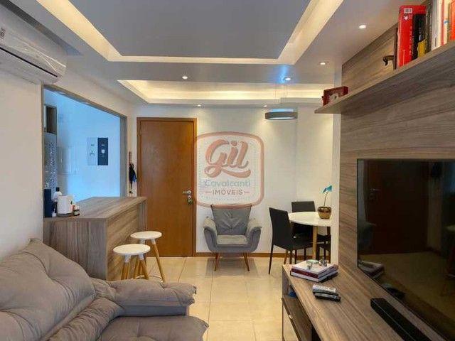 Apartamento à venda com 2 dormitórios em Taquara, Rio de janeiro cod:AP2269 - Foto 3