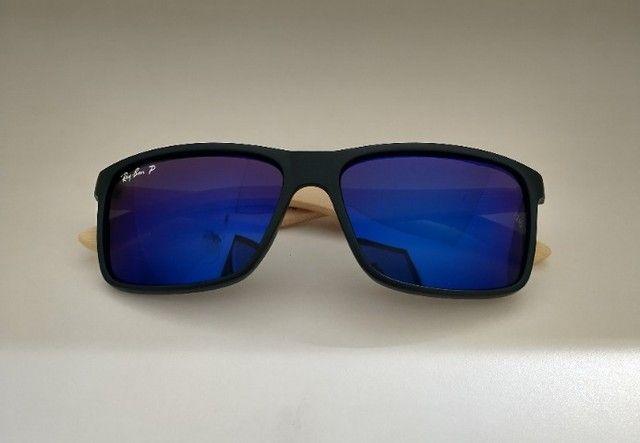 Oculos de sol linha premium varias marcas - Foto 6