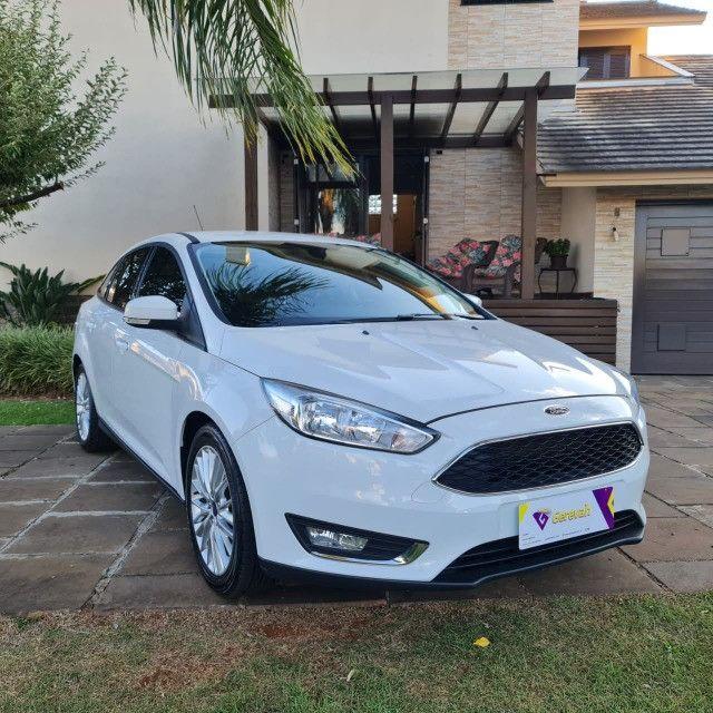 Ford Focus Sedan SE *Ano 2016* *Cambio automático* *Único Dono - Foto 11