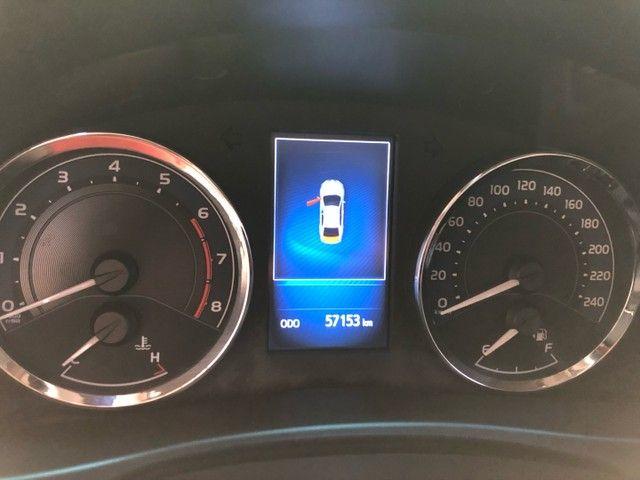 Corolla xei 2019 único dono - Foto 6
