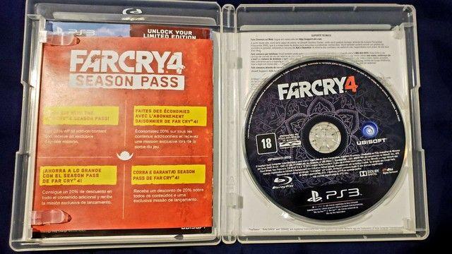 Jogo PS3 Far Cry 4  - Foto 3