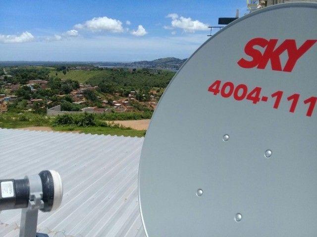 S.O.S Antenas e receptores  - Foto 5