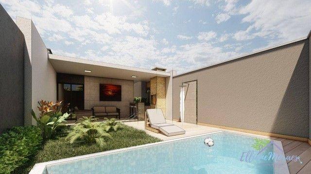 Casa à venda, 103 m² por R$ 360.000,00 - Parnamirim - Eusébio/CE - Foto 9