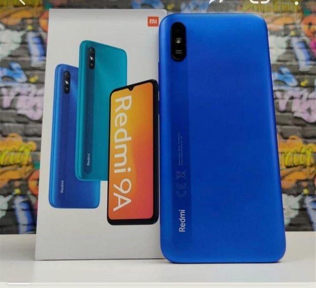 Último sábado do mês com super oferta ' Smartphone Xiaomi Redmi 9 a - 5000 mAh de bateria - Foto 4