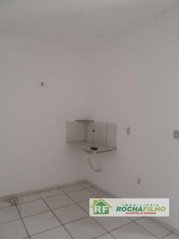 Apartamento, Parque Piauí, Teresina-PI