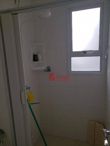 Apartamento com 1 dormitório para alugar, 40 m² por r$ 1.500,00/mês - jardim novo mundo -  - Foto 12
