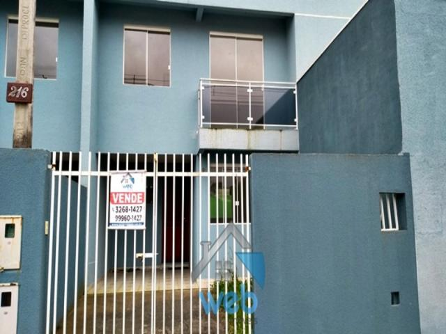 Ótimo sobrado no bairro do tatuquara, com 2 quartos, sala, cozinha, banheiro, lavado - Foto 2