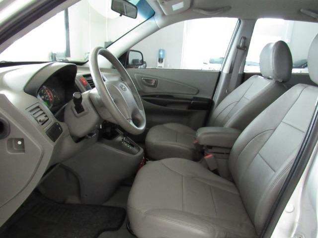 Hyundai Tucson 2.0 Mpfi GLS 16V 143CV 2WD Flex 4P Automático - Foto 17