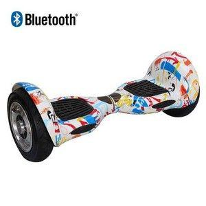 Hoverboard Scooter Lg Power Board 10 Polegadas - Bluetooth