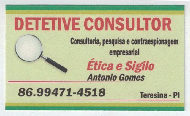 Detetive Particular Gomez