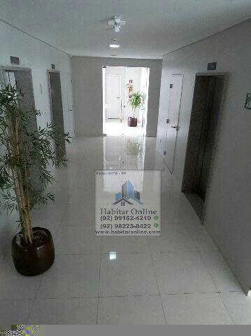 Smart Residence Centro sol nascente 2 quartos s/ 1 suite 2 vagas - Foto 16