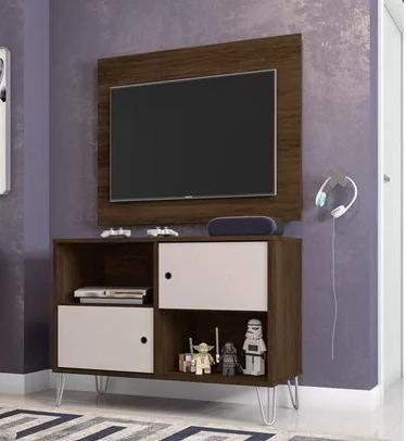 """Belissimo Kit Rack+Painel Ate Tv de 42""""(Entrega+Montagem+Instalação)349,00 - Foto 2"""