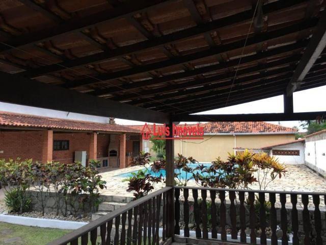 Sítio com 3 dormitórios para venda e locação, 3000m² - Inoã - Maricá/RJ - SI0009 - Foto 12