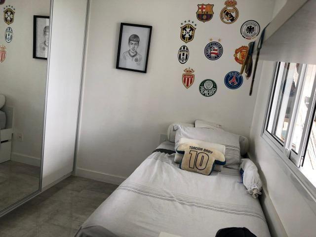 Apartamento 3/4 + Home Office Platno GreenVille Andar Alto Vista Bosque - Foto 18