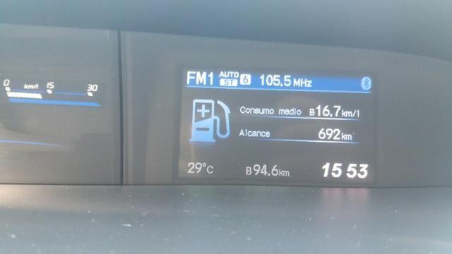 Honda Civic Lxr 2014 automático - Foto 9