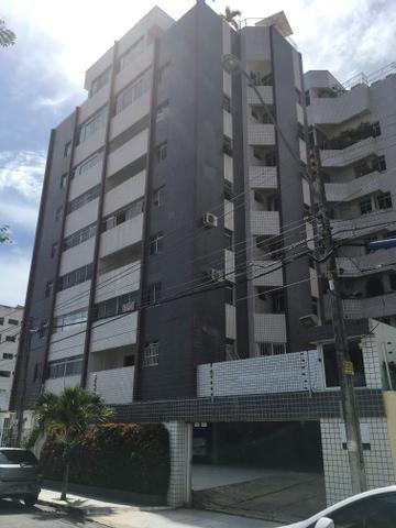 Apartamento no ed. morada das garças para venda com 93 m2 e 3 quartos em Papicu - Fortalez