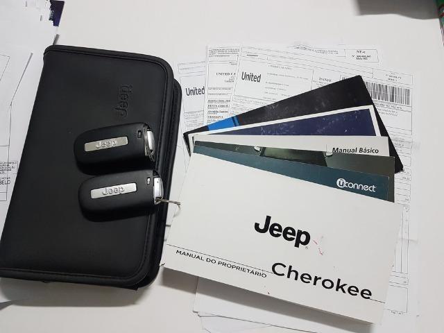 Jeep Cherokee Limited Apenas 30.000km - Foto 17