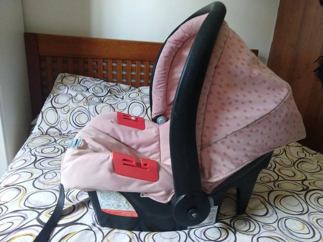 Bebê conforto Burigotto - Foto 2