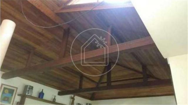 Casa à venda com 4 dormitórios em Cosme velho, Rio de janeiro cod:487081 - Foto 3