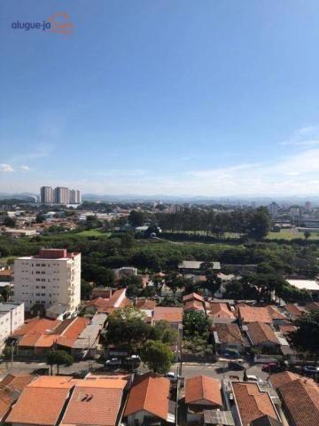 Apartamento com 2 dormitórios à venda, 65 m² por r$ 330.000 - parque industrial - são josé