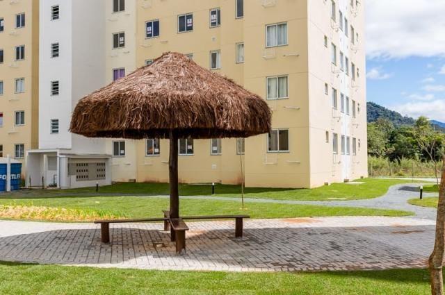 Apartamento à venda com 2 dormitórios em João pessoa, Jaraguá do sul cod:ap404 - Foto 17
