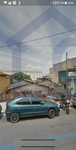 Terreno à venda em Osvaldo cruz, São caetano do sul cod:4591