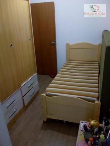 Apartamento com 2 dormitórios para alugar, 50 m² por r$ 1.300/mês - vila alto de santo and - Foto 16