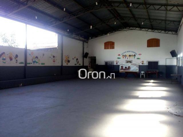 Galpão à venda, 631 m² por R$ 499.000,00 - Capuava - Goiânia/GO